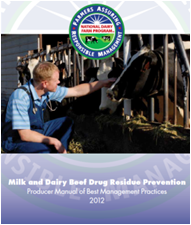 NMPF Residue Prevention Manual