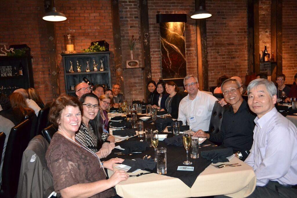 Group Dinner 1