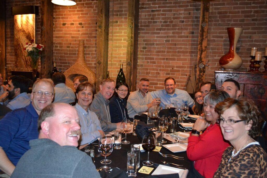 Group Dinner 2