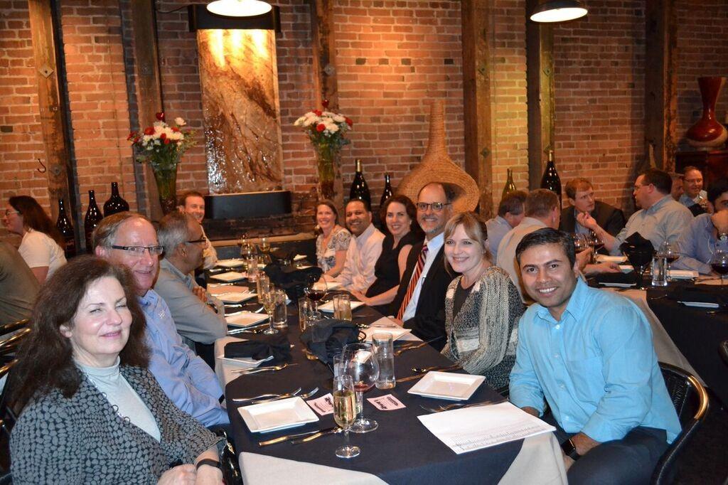 Group Dinner 4