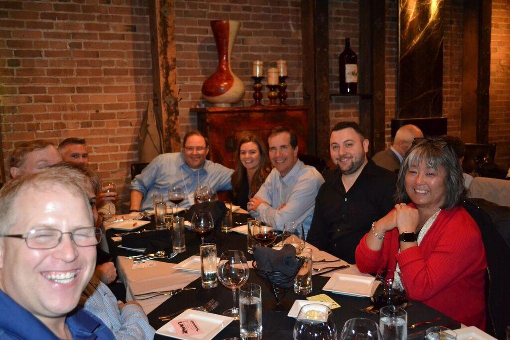 Group Dinner 5