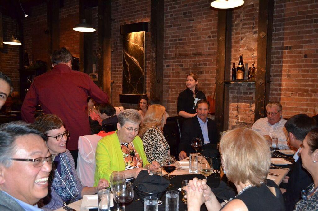 Group Dinner 6