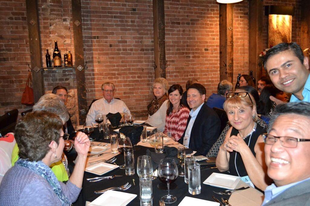 Group Dinner 7