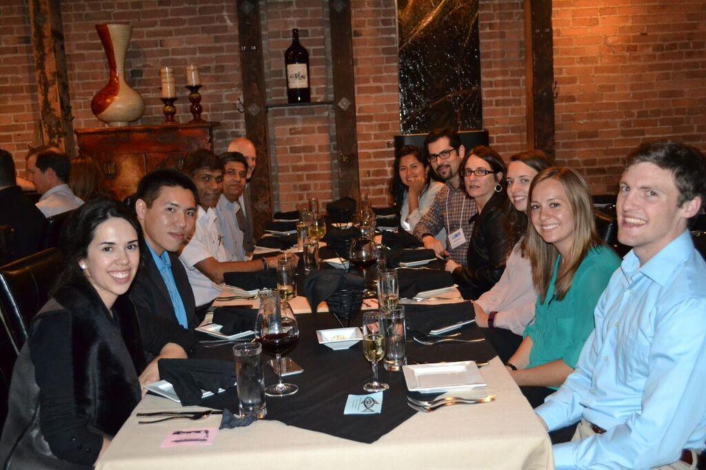 Group Dinner 8