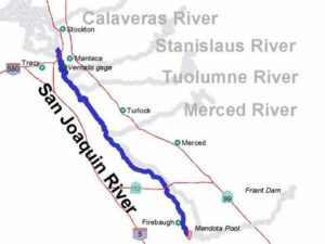 More san joaquin river water constraints proposed for San joaquin river fishing