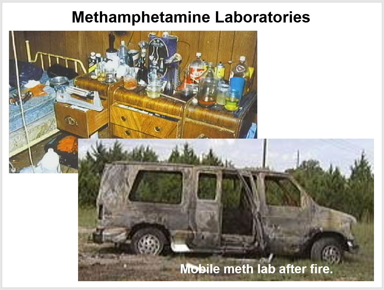 Cdqap Ruminations Preventing Rural Crime On Your Dairy California Ford Transit Mark 6 Fuse Box One Estimate Has Pounds Of Hazardous Waste Generated For Every Pound Methamphetamine Produced Labs Can Be Set Up In Employee Housing Barns